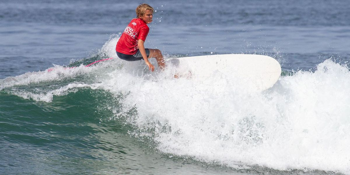 Carolina Beach surfer repeats as champion