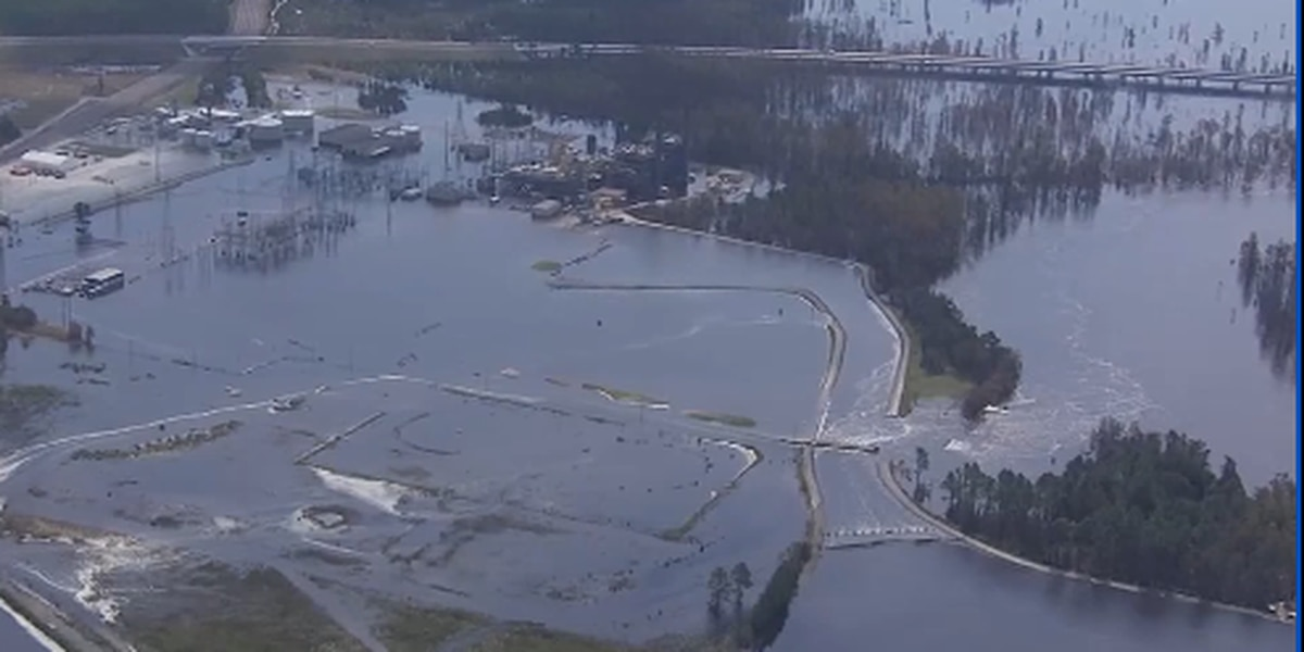 Lawmakers respond to Duke University study that warned of repeated coal ash spills at Sutton Lake