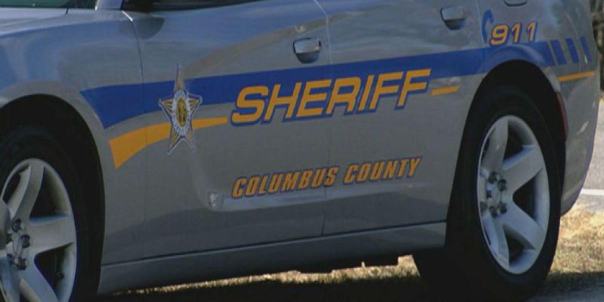 Car damaged in early morning shooting in Columbus County