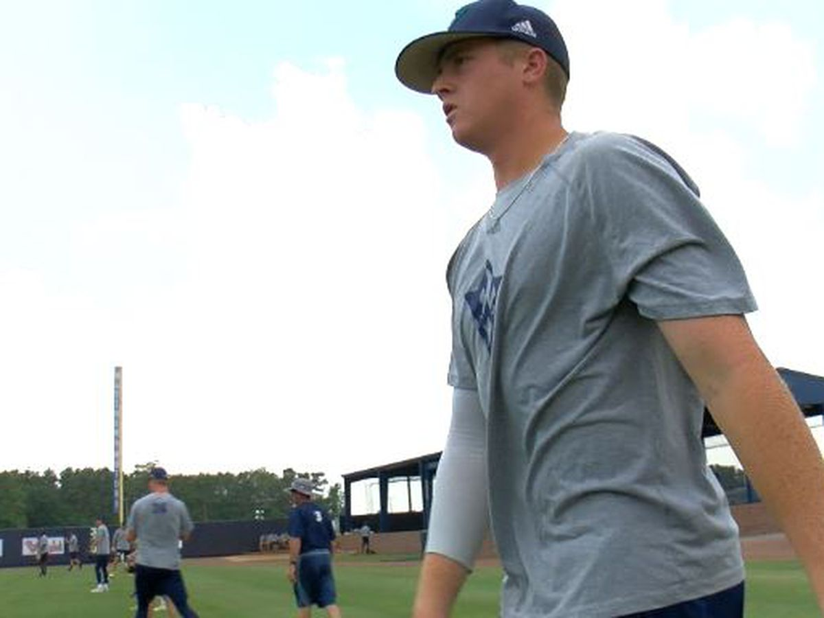 UNCW baseball senior happy to have option to return for one final season
