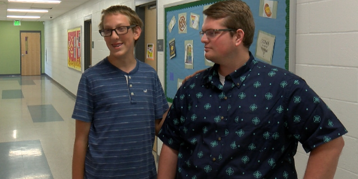 'He's just amazing': NC middle school teacher saves choking student