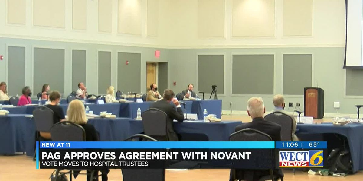 PAG votes in favor of sale of NHRMC to Novant Health