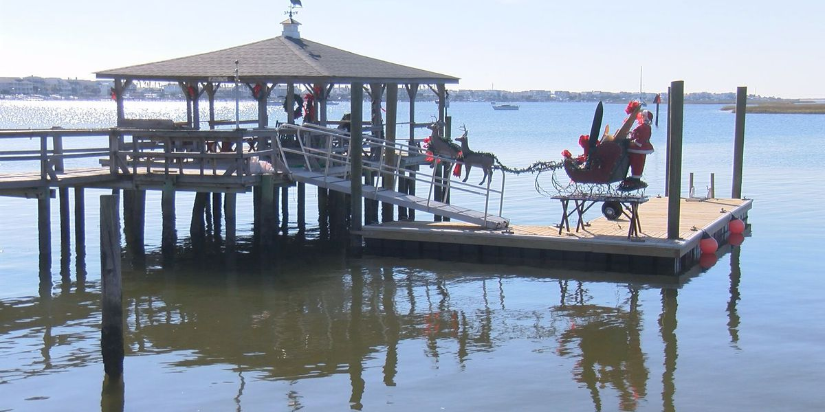 A flipped flotilla keeps the annual tradition alive