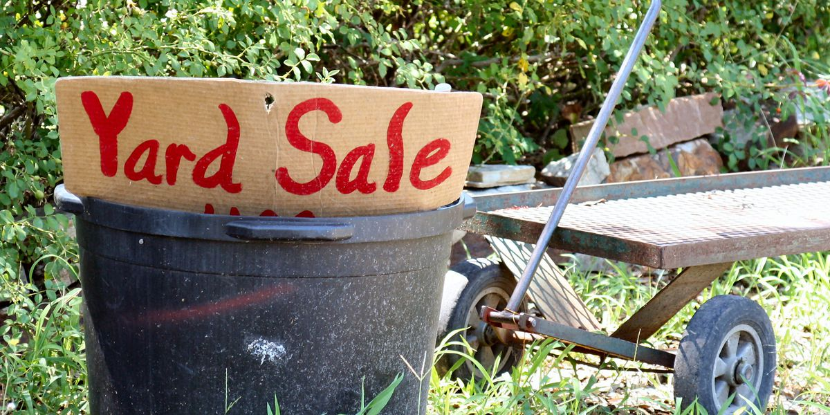 Yard sales March 23