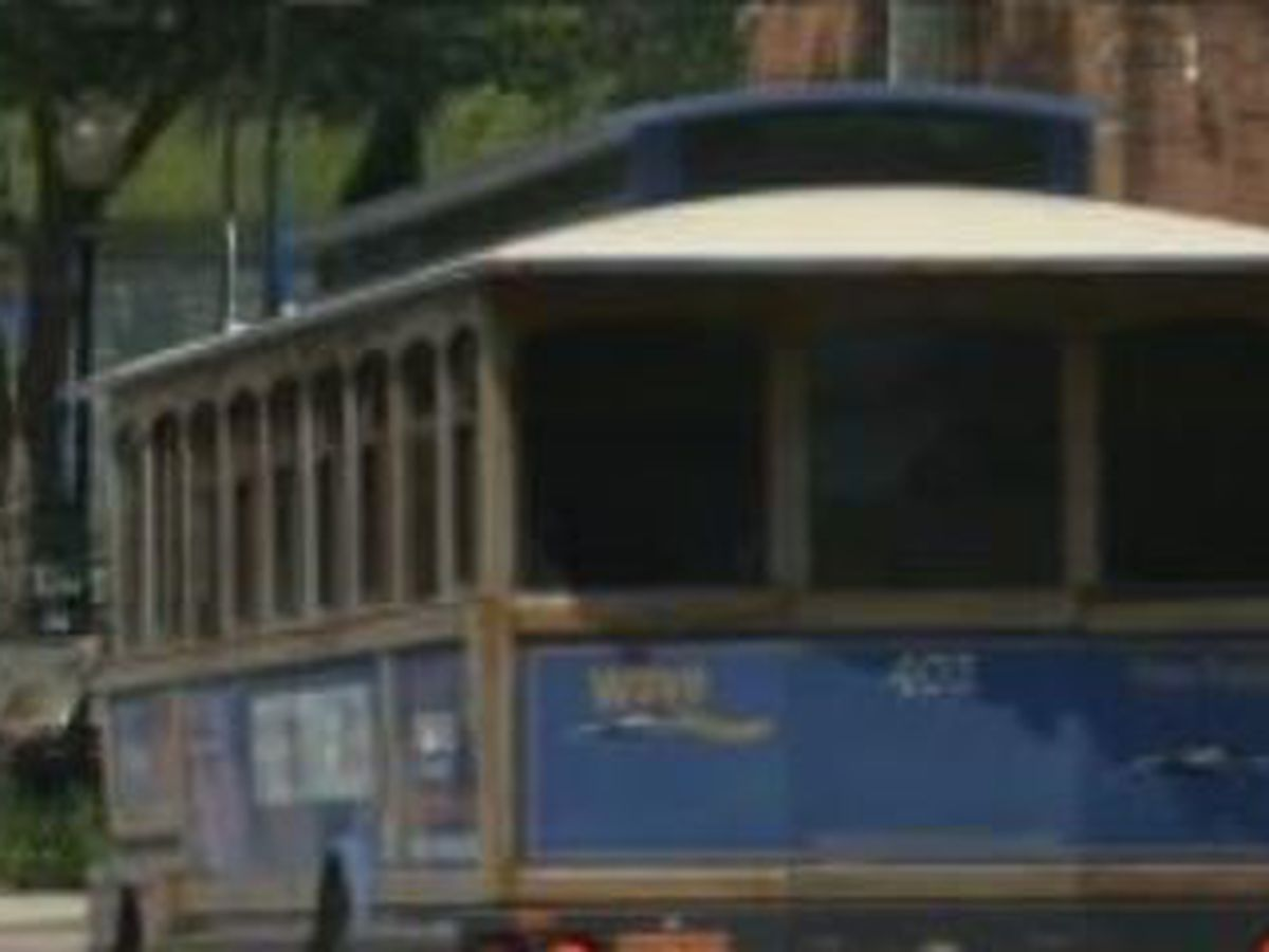 Free downtown trolley updates route for October