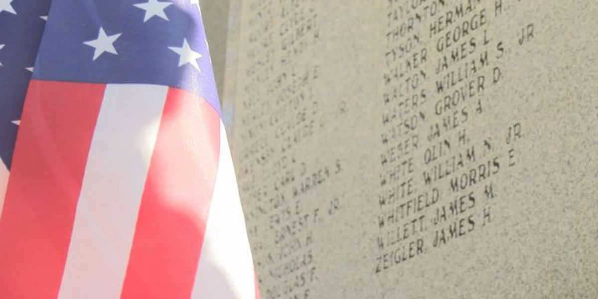 Veterans marching in Azalea Festival to receive discounted entry fee