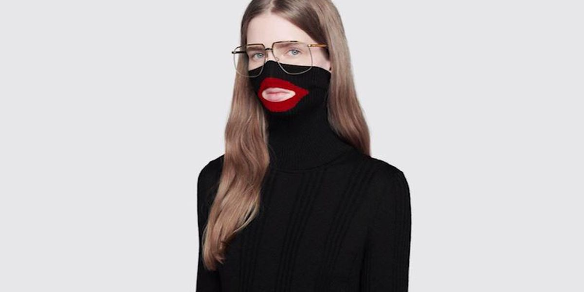 Gucci apologizes, stops selling sweater after blackface criticism
