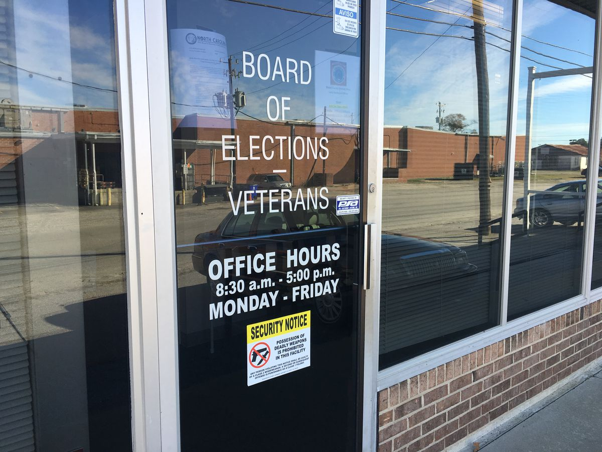Bladen County election-related disputes continue as Republican leader files complaints against Democratic board members, NCSBE to consider complaints