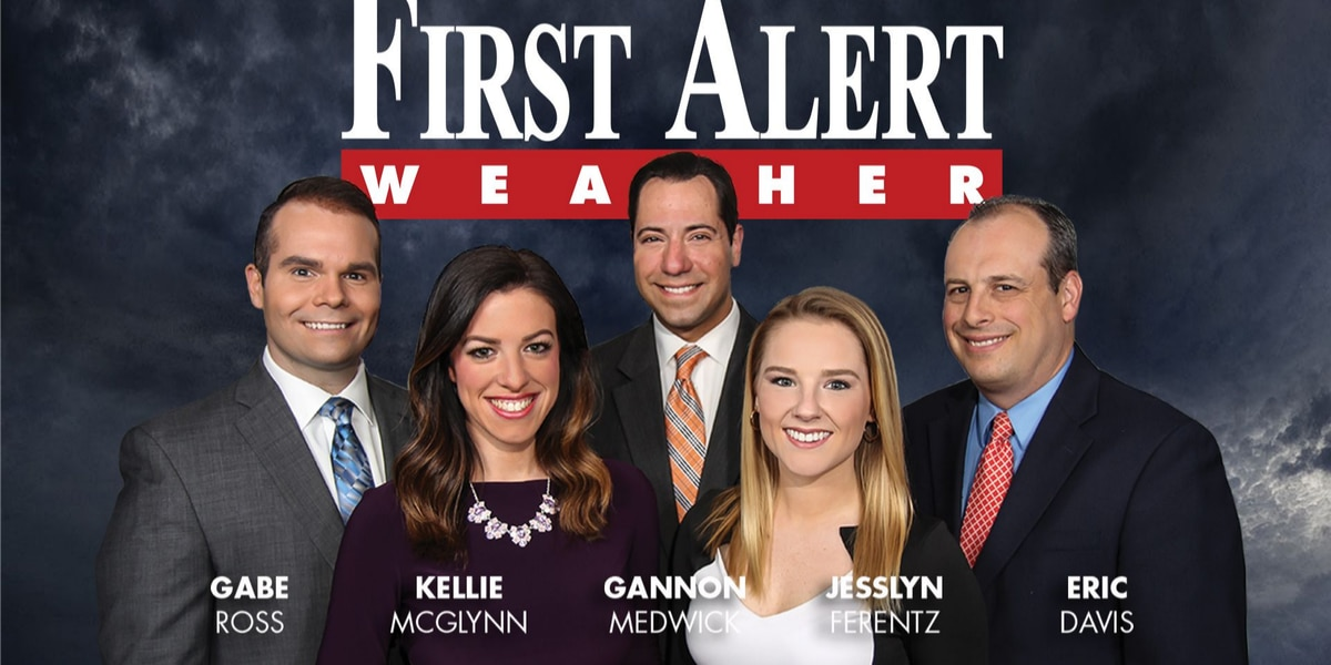 First Alert Forecast: next storm system will be potent but quick