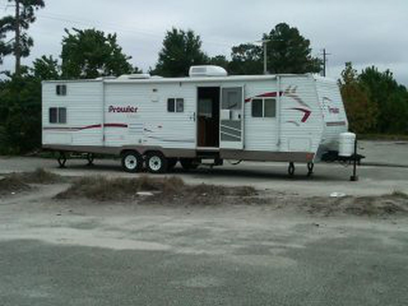 Welcome Home! Firefighters move into RV in Myrtle Grove on