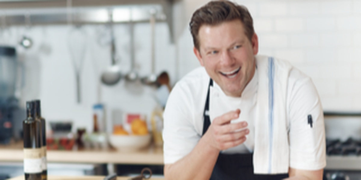 Food Network host Tyler Florence to challenge local food trucks at GLOW event