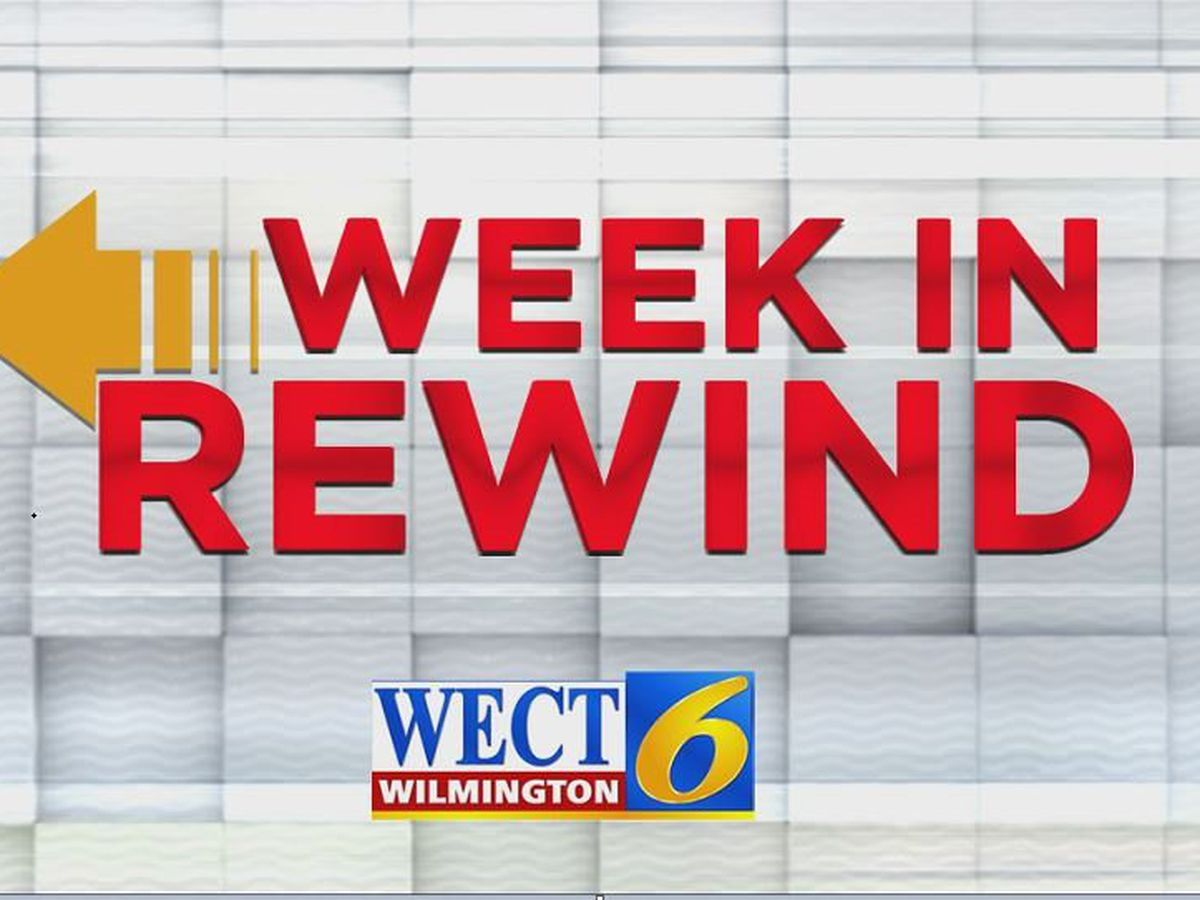 WEEK IN REWIND: Catch up on the week's most memorable stories