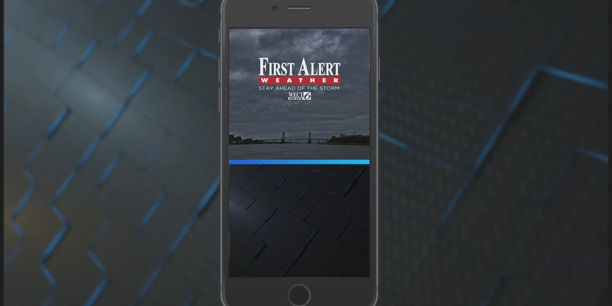 How to customize your WECT Weather App