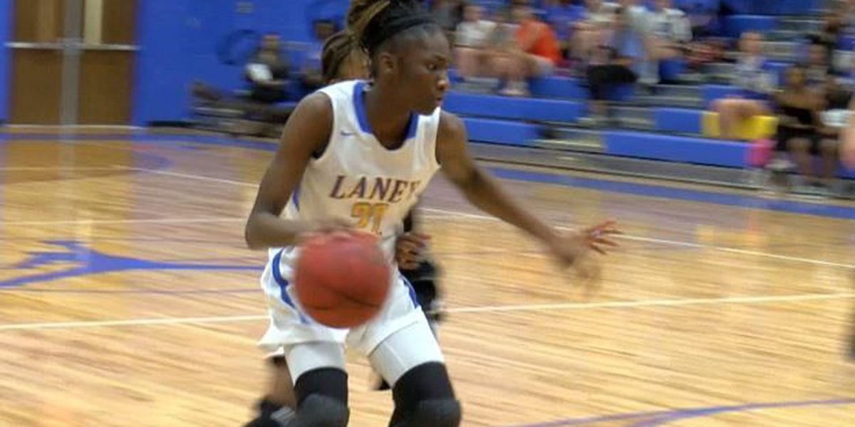 Laney's Saniya Rivers named WECT Athlete of the Week