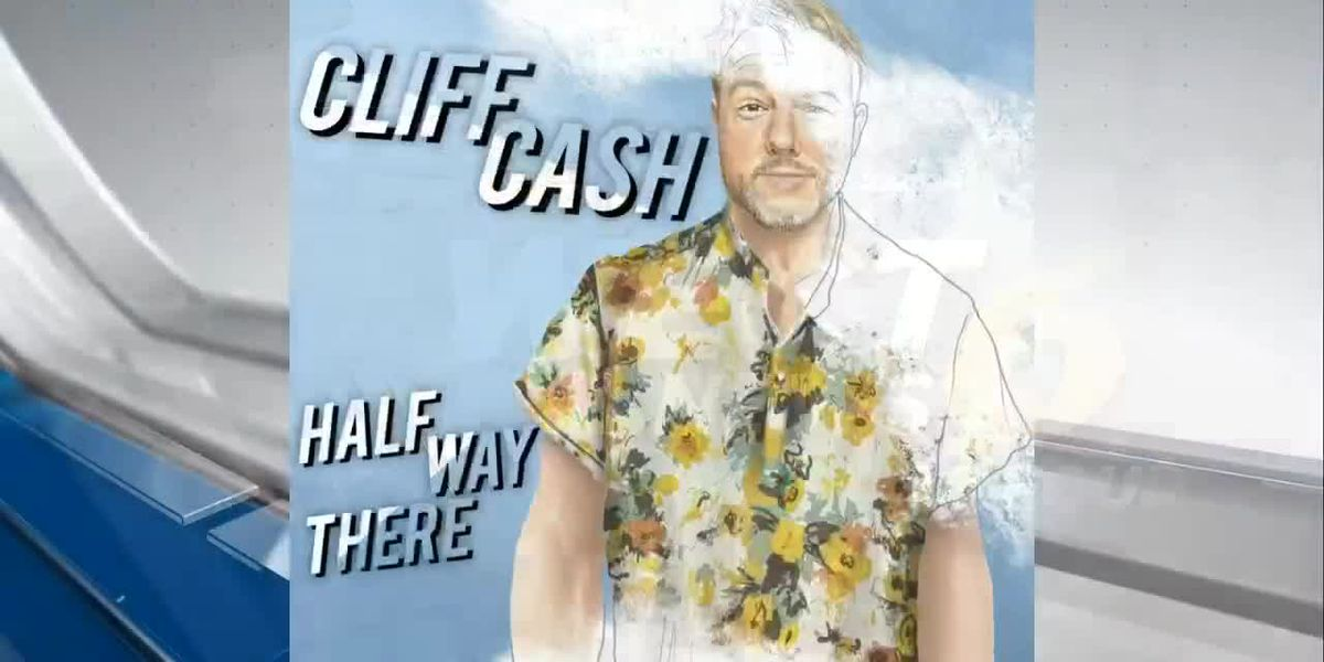 Comedian Cliff Cash is more than 'Half Way There'