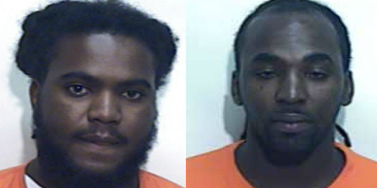 Two Columbus Co. men heading to prison on gun charges