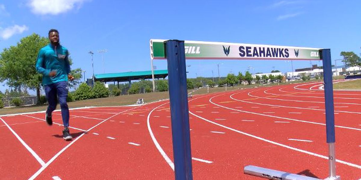 UNCW track and field standout gearing up for regionals