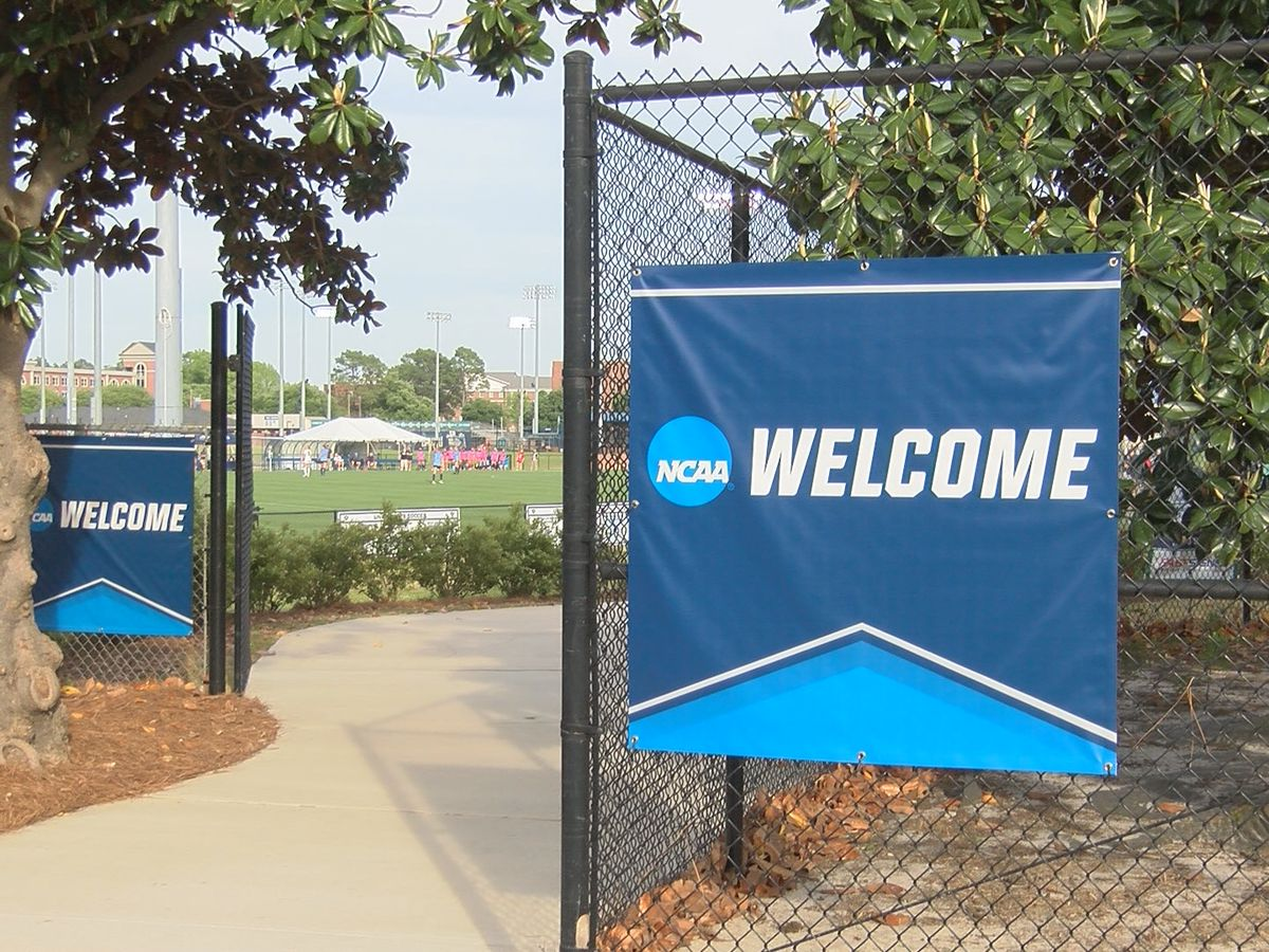 UNCW hosts NCAA soccer tournaments, welcomes fans from across the country