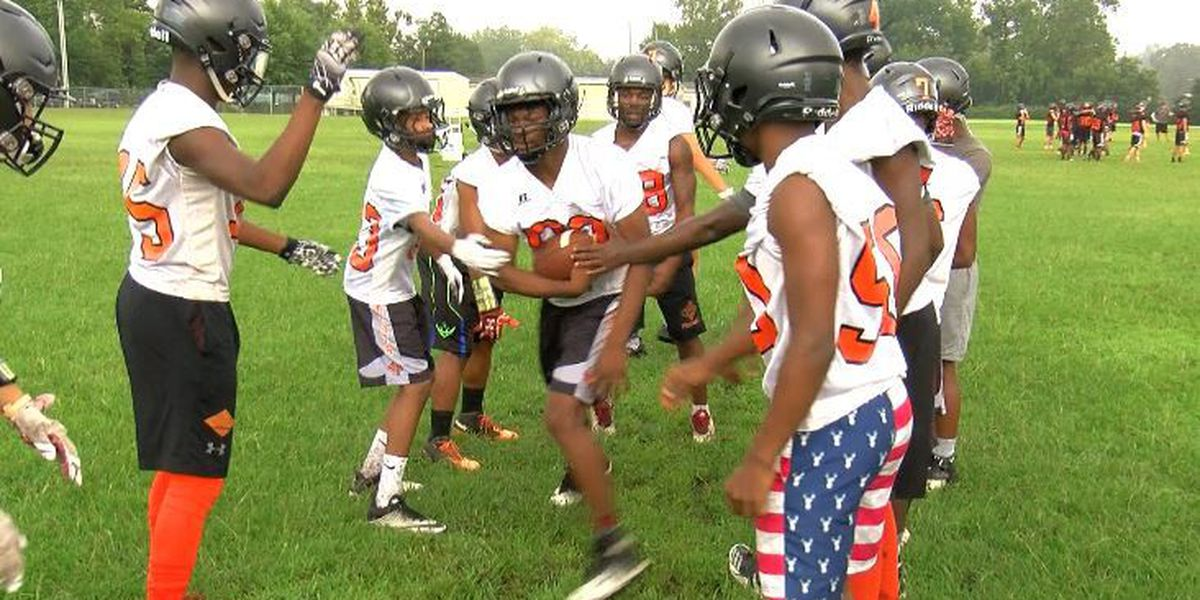 New Hanover County high school football teams begin practice