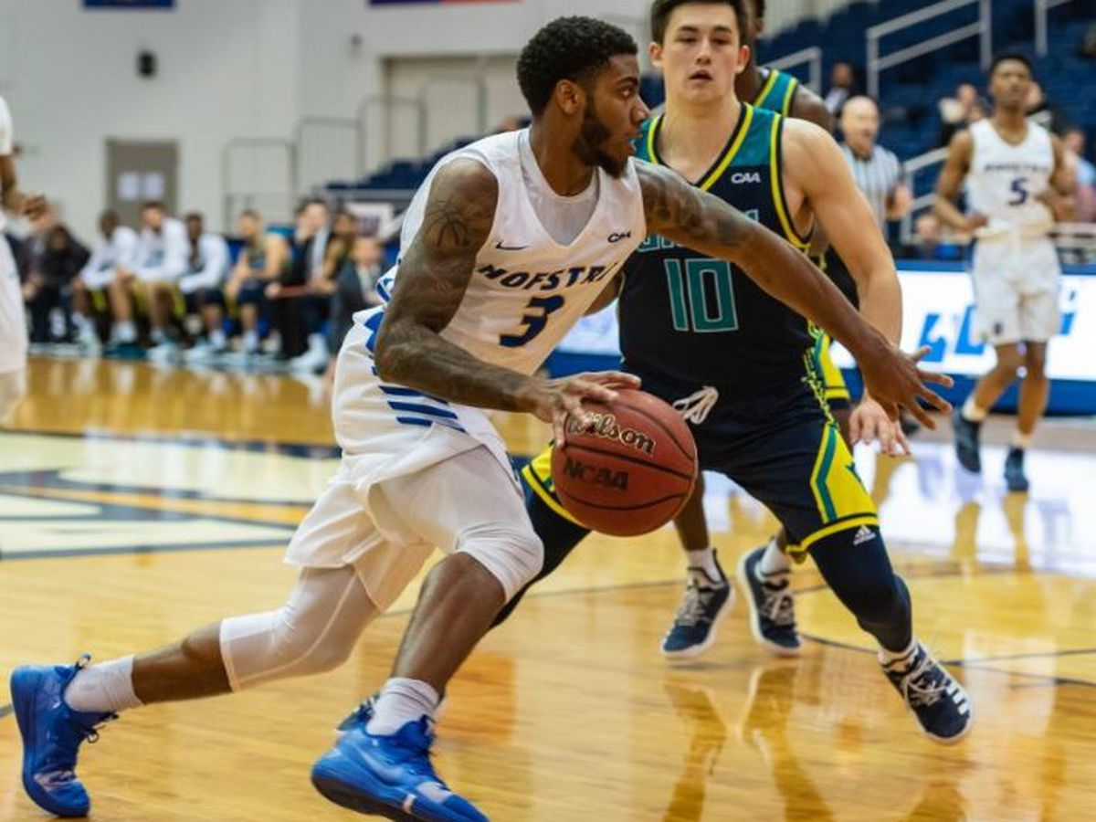 Hofstra beats UNCW for 13th consecutive victory