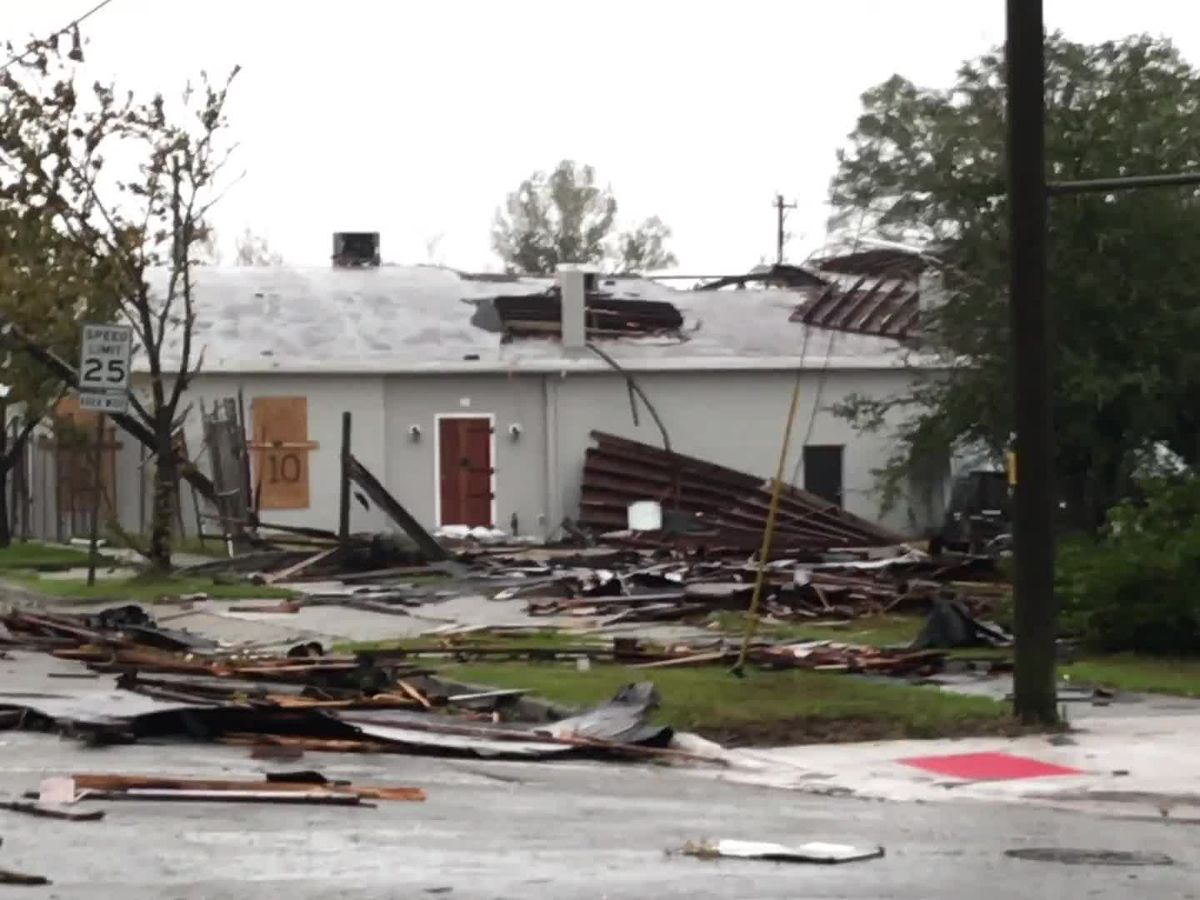 One Year Later: Restaurant remembers relief operations during Hurricane Florence