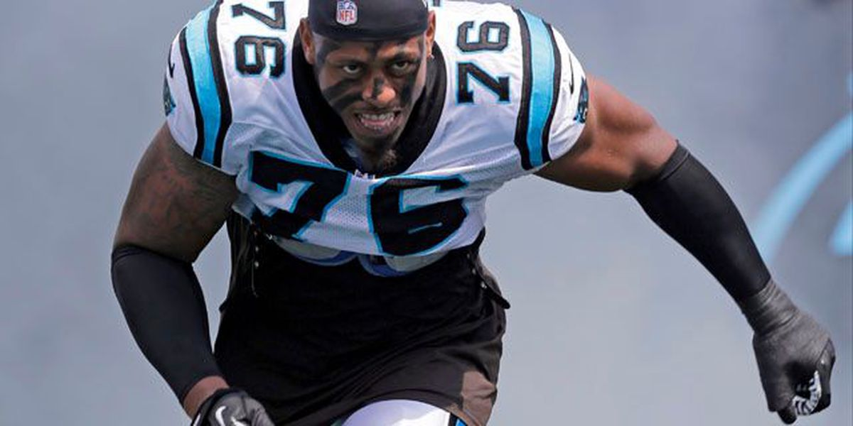 Cowboys agree to deal with pass rusher Greg Hardy