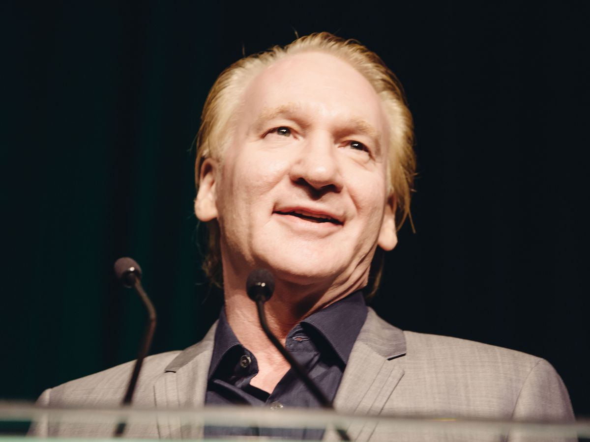 Bill Maher taping canceled after host's positive virus test