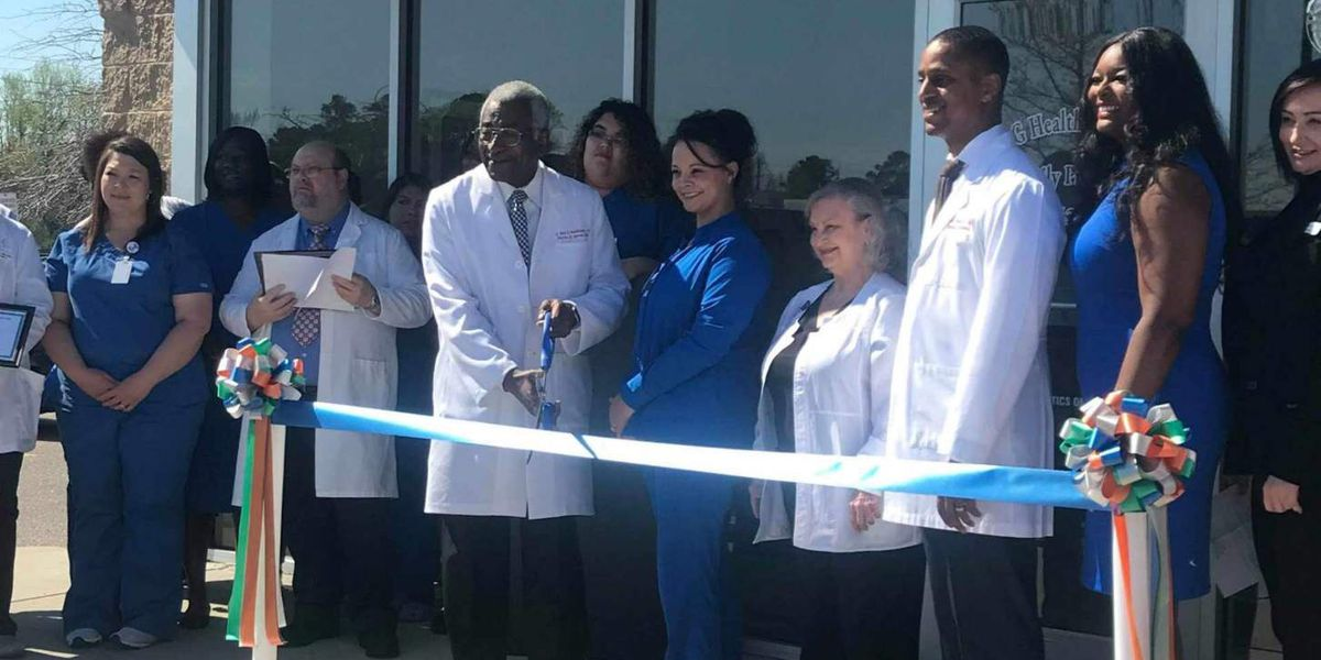 Neighborhood healthcare provider reopens after Hurricane Florence