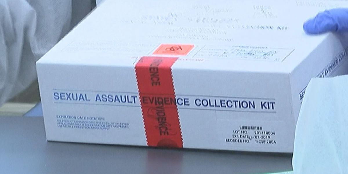 DNA testing of cold case rape kit cracks second Wilmington case in 2 years