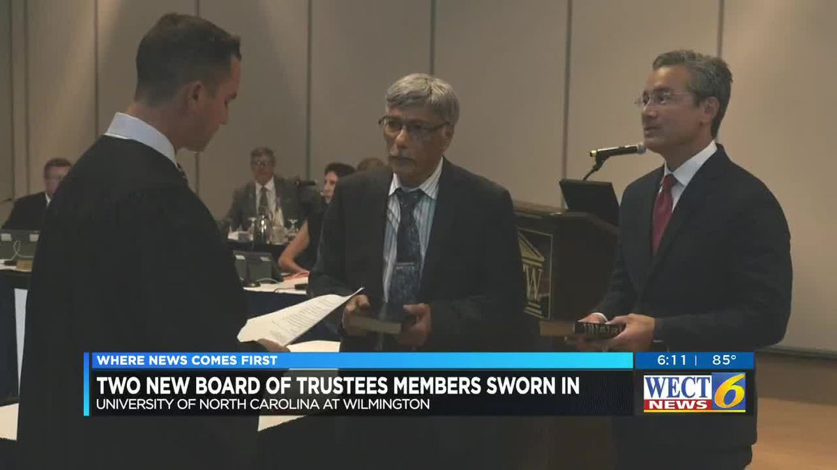 Former State Senator Michael Lee added to UNCW Board of Trustees