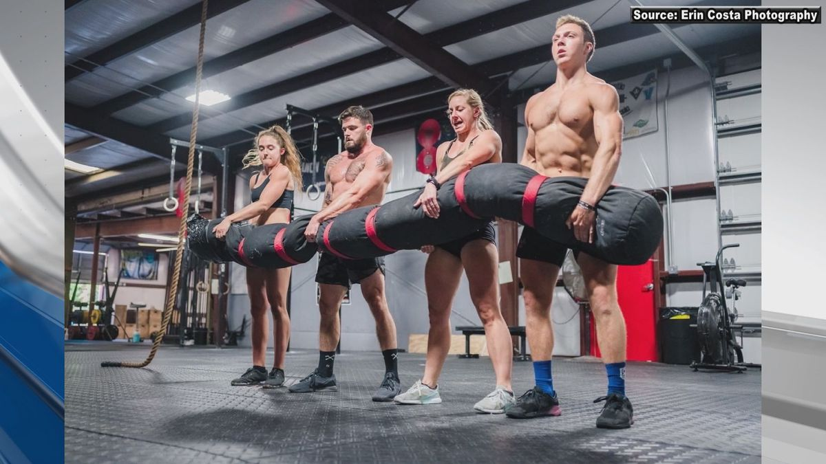 Wilmington athletes to compete for spot in CrossFit Games