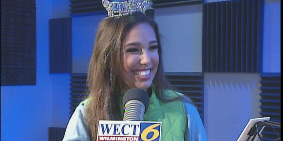 """Victoria Huggins: Destined to be Miss North Carolina (""""1on1 with Jon Evans"""" podcast)"""