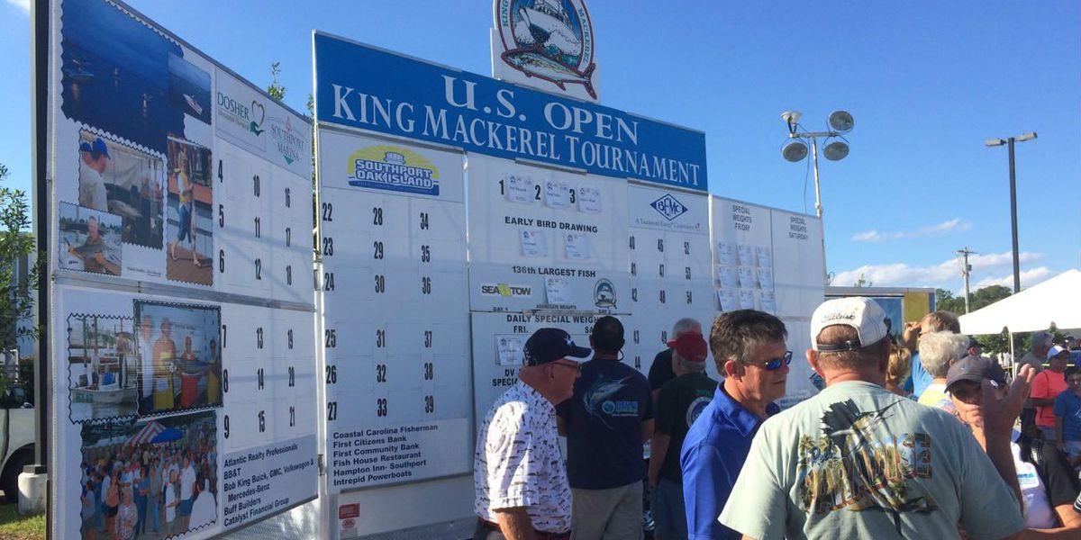 $66,715 to U.S. Open King Mackerel Tournament winner