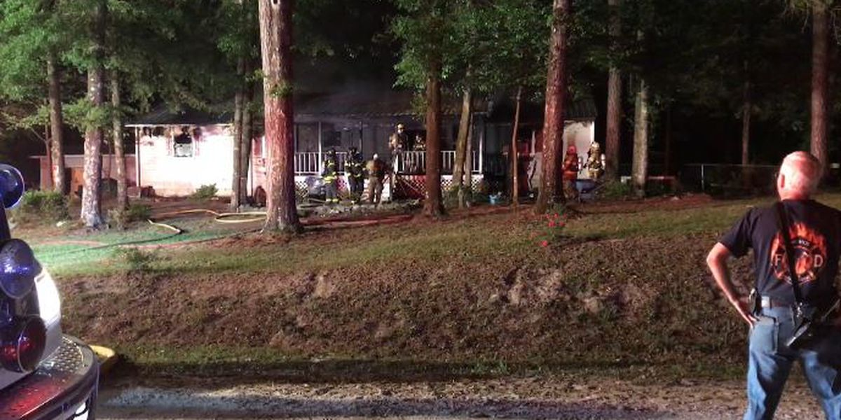 Fayetteville man accused of setting fire to Brunswick County home
