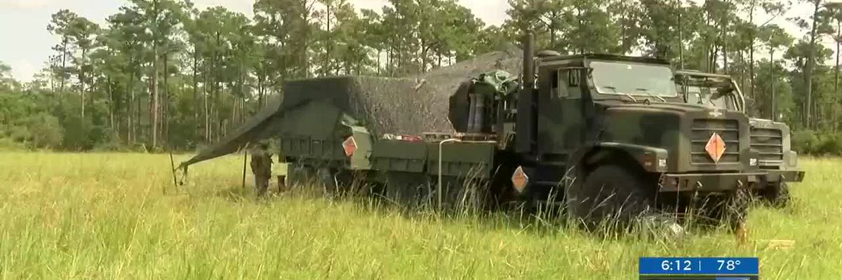 Local Marines stay ready for conflict
