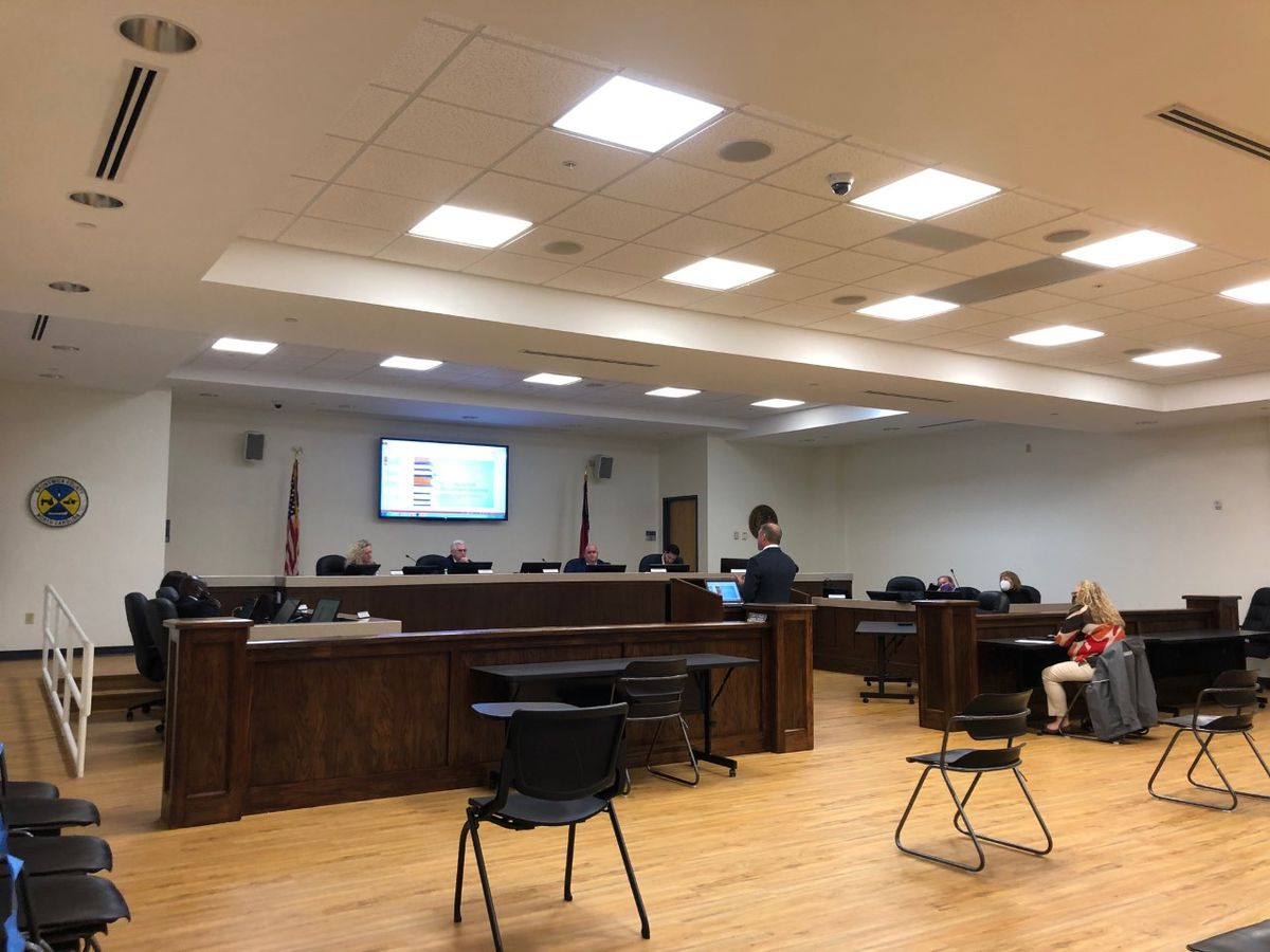 Brunswick County Board of Education addresses teacher shortage, baseball field flooding