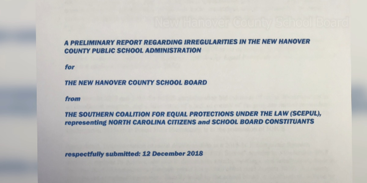Report alleges school administrators used 'intimidation' to cover up 'unethical' behavior