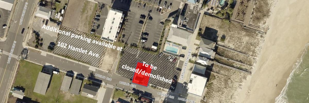 Carolina Beach making big changes on Hamlet Avenue