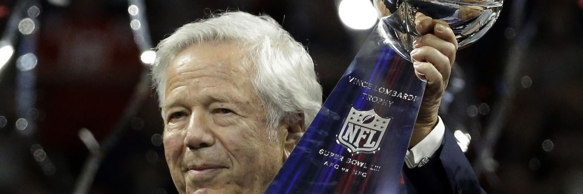 Patriots owner Robert Kraft offered a plea deal in prostitution case - with a catch