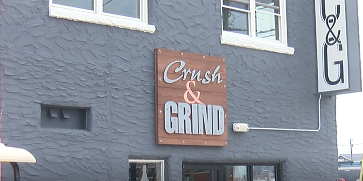 Crush and Grind to re-open after 9 months of rebuilding
