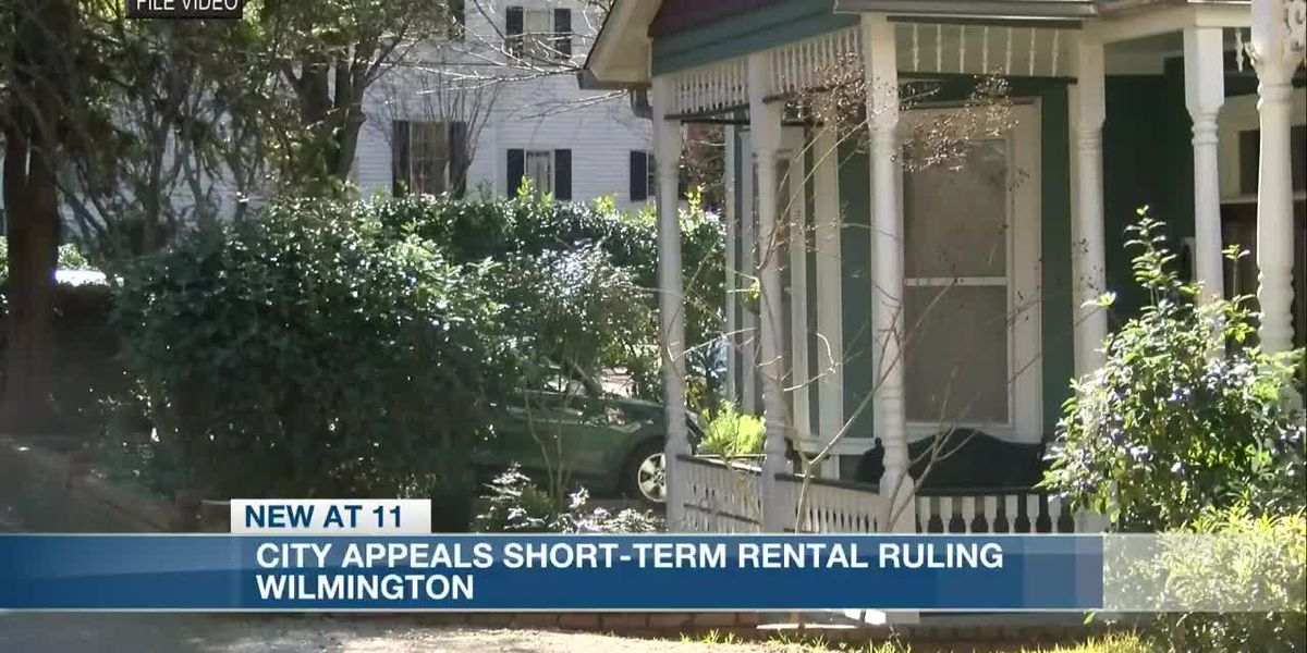 In response to ongoing lawsuit, Wilmington considers changes to short term rental rules