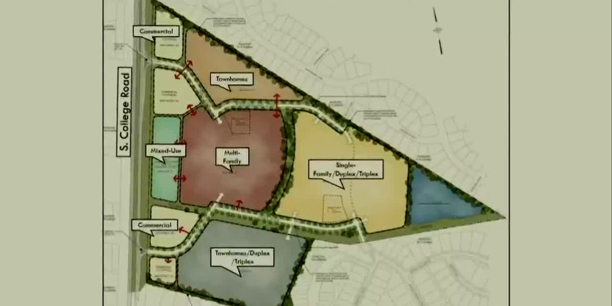Mixed use development could bring changes to busy section of road