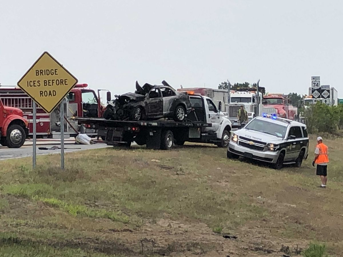 Father, daughter die after vehicle collides with tractor-trailer in