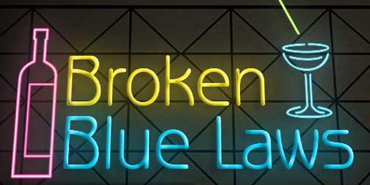 Broken Blue Laws: Push to privatize NC liquor sales