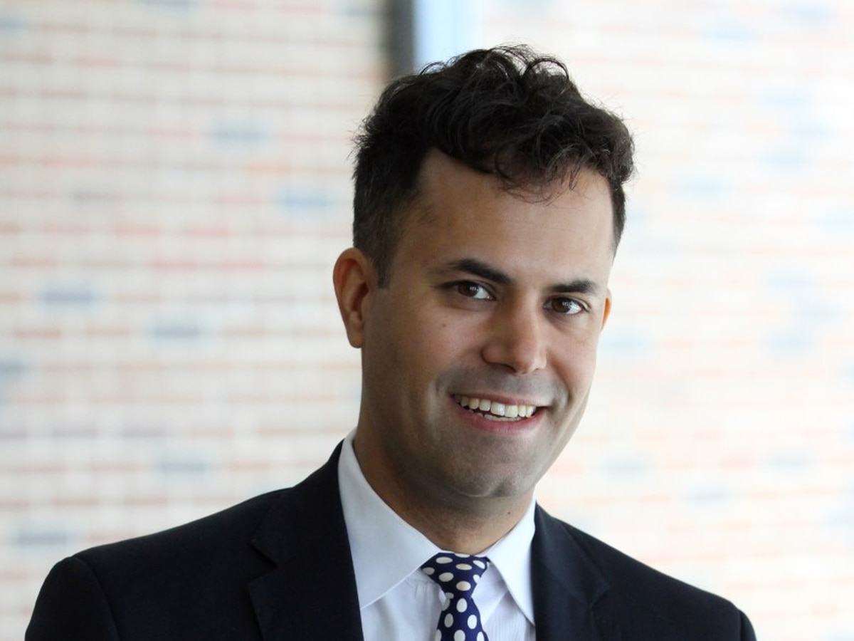 Shane Fernando named Vice President of Advancement and the Arts at CFCC