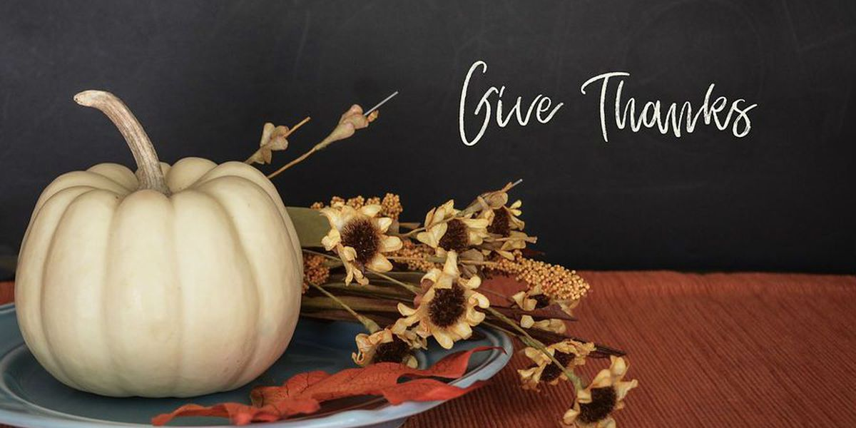 My turn: Finding ways to be thankful during difficult times