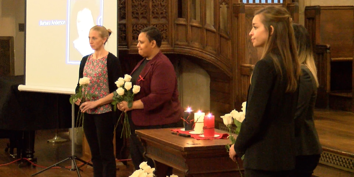 'There is no closure': Friday night memorial honors homicide victims in southeastern NC