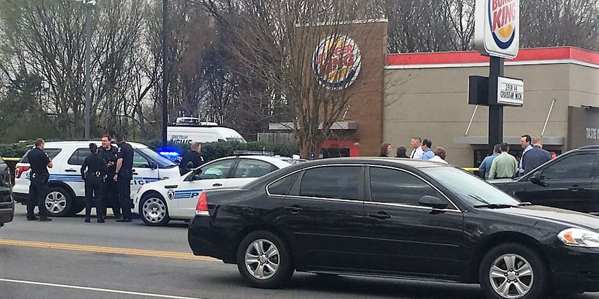 'Armed man' identified, 911 calls released in deadly police shooting at Charlotte Burger King