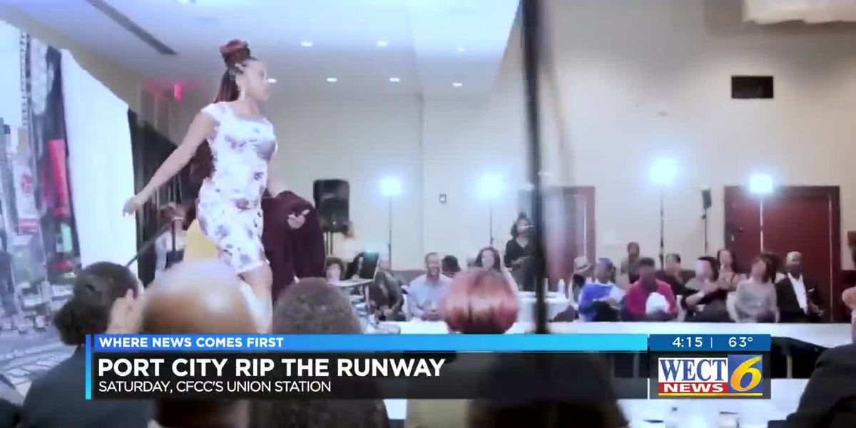 Port City Rip the Runway raises money for the Lillie Ann Heggins Scholarship
