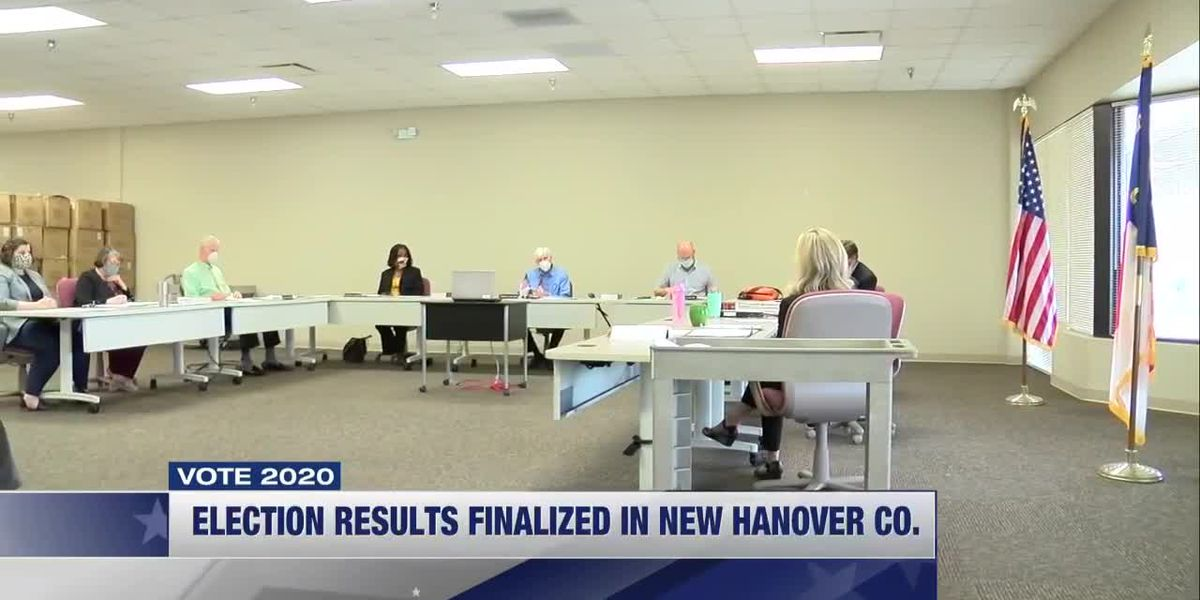 County election boards finalize election results